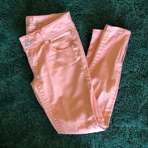 American Rag Peach Pants